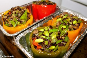 Stir Fry Stuffed Peppers | C it Nutritionally