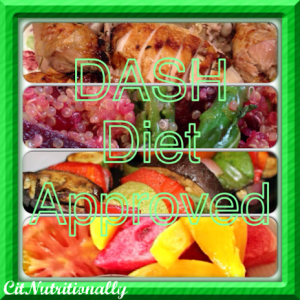 DASH Diet Approved!