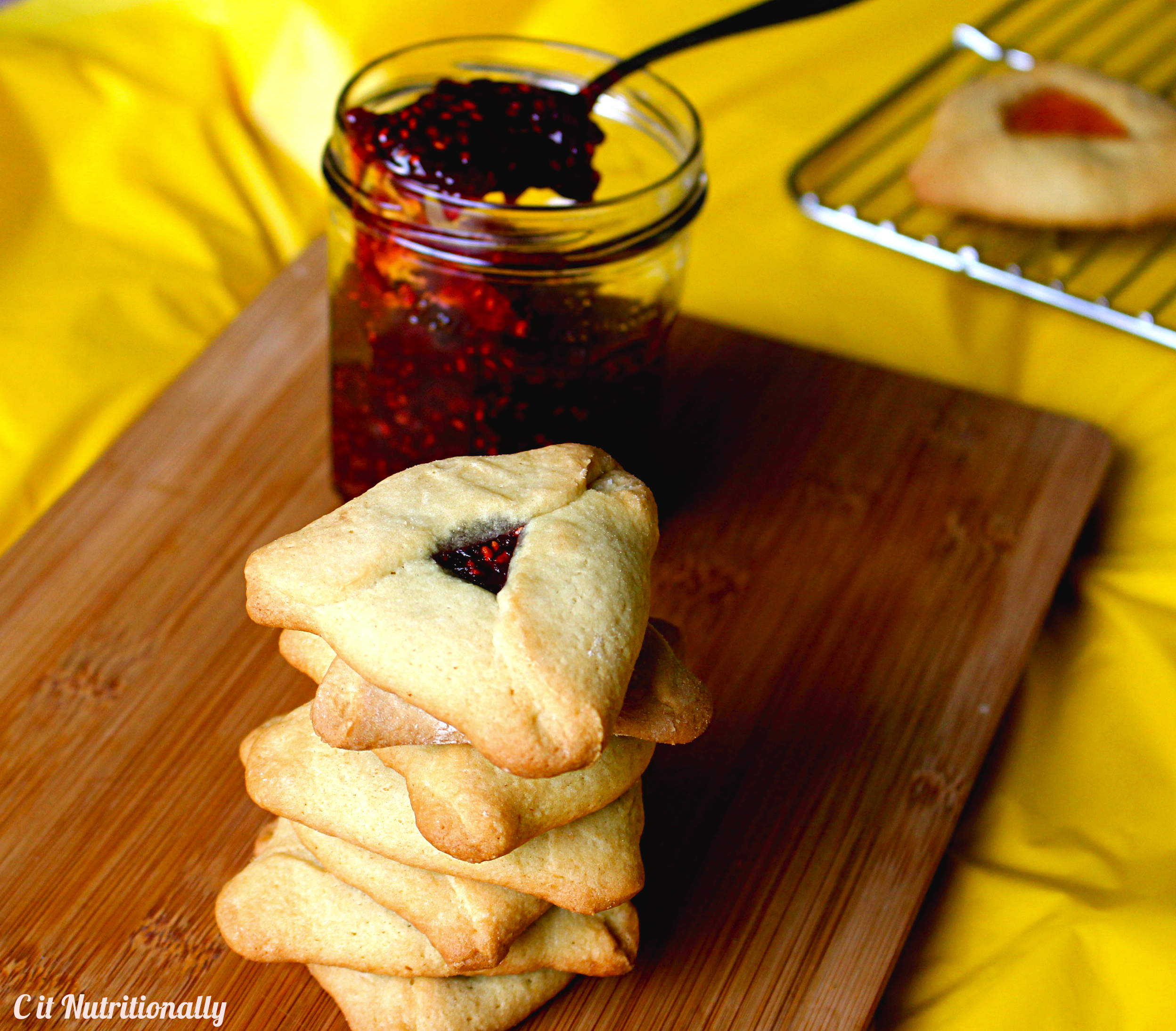Classic Hamantaschen Recipe