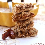 Coconut Date Bars | C it Nutritionally