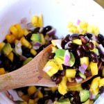 Mango, Black Bean and Avocado Salsa | C it Nutritionally