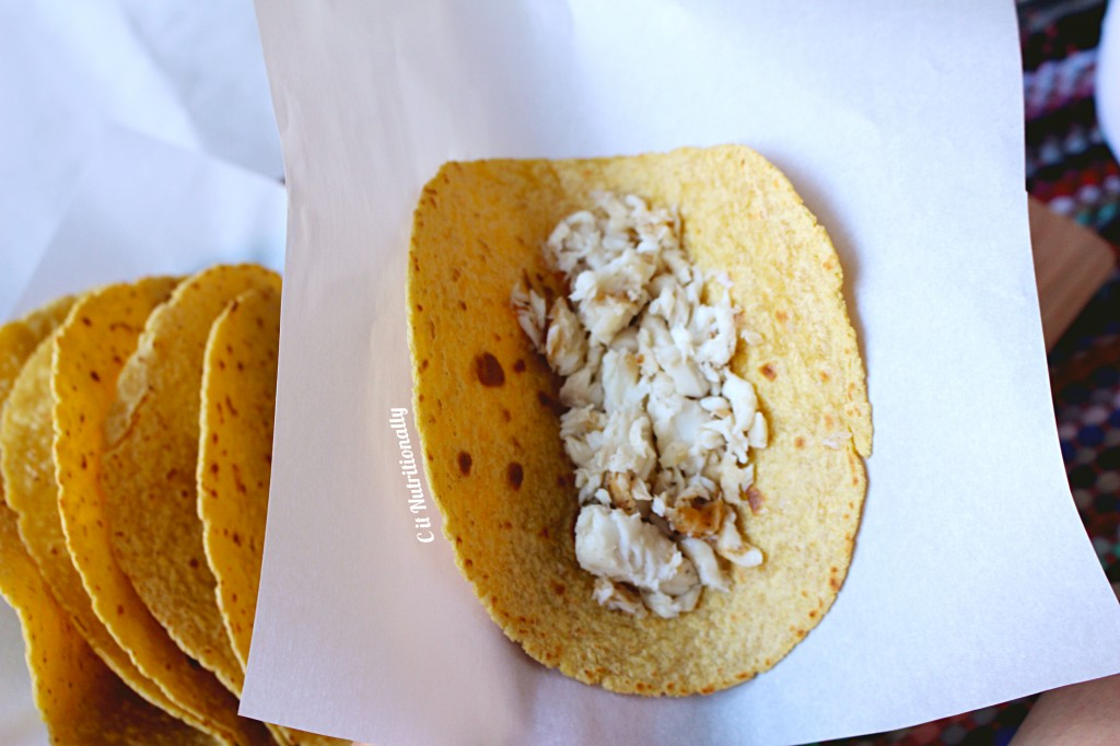 how to cook tilapia for tacos