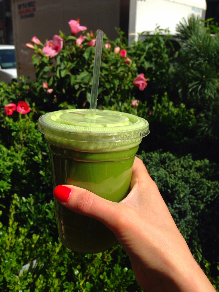 Green Juice - my superfood