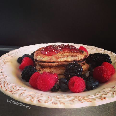 Protein Pancakes | C it Nutritionally