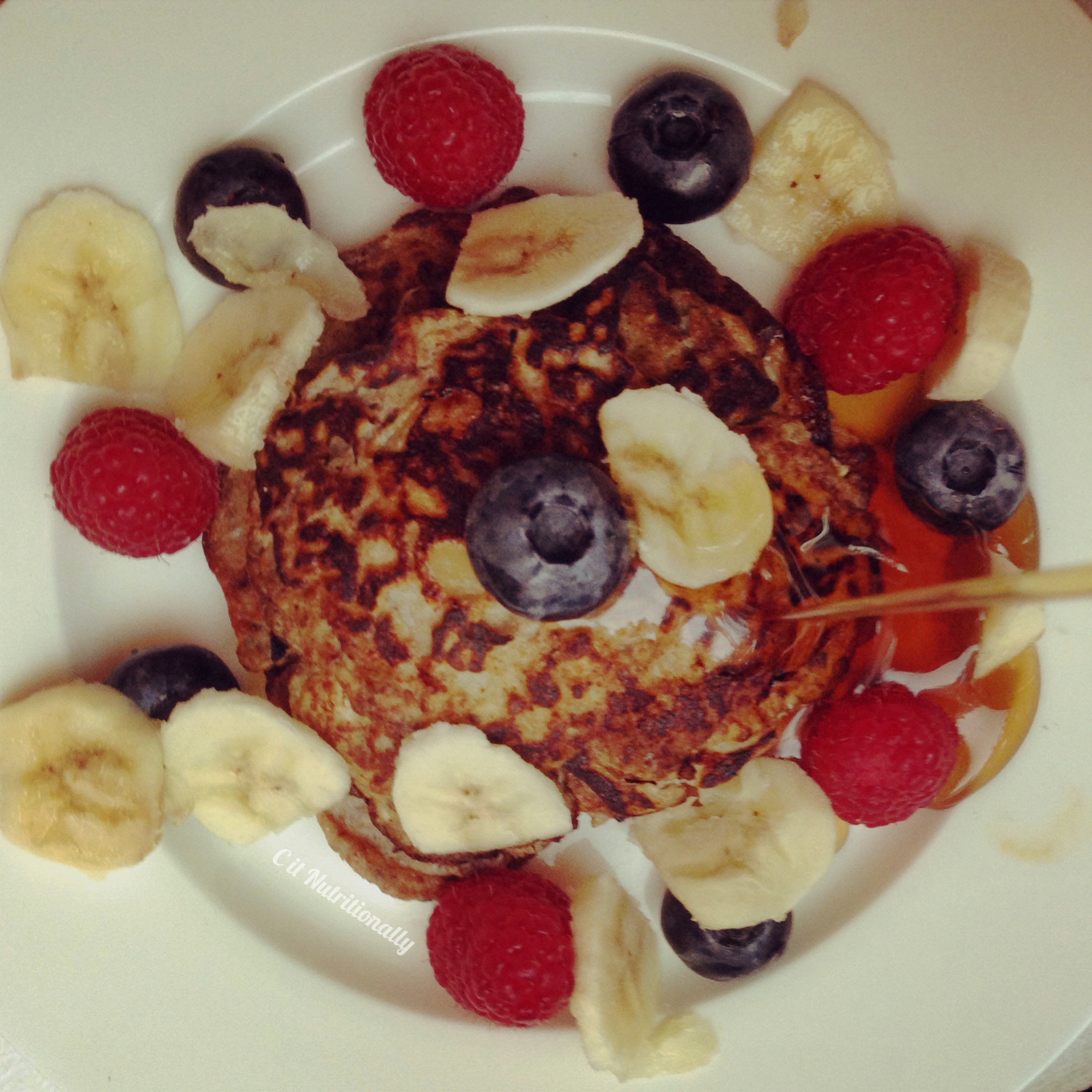 Protein Pancakes — Revised!