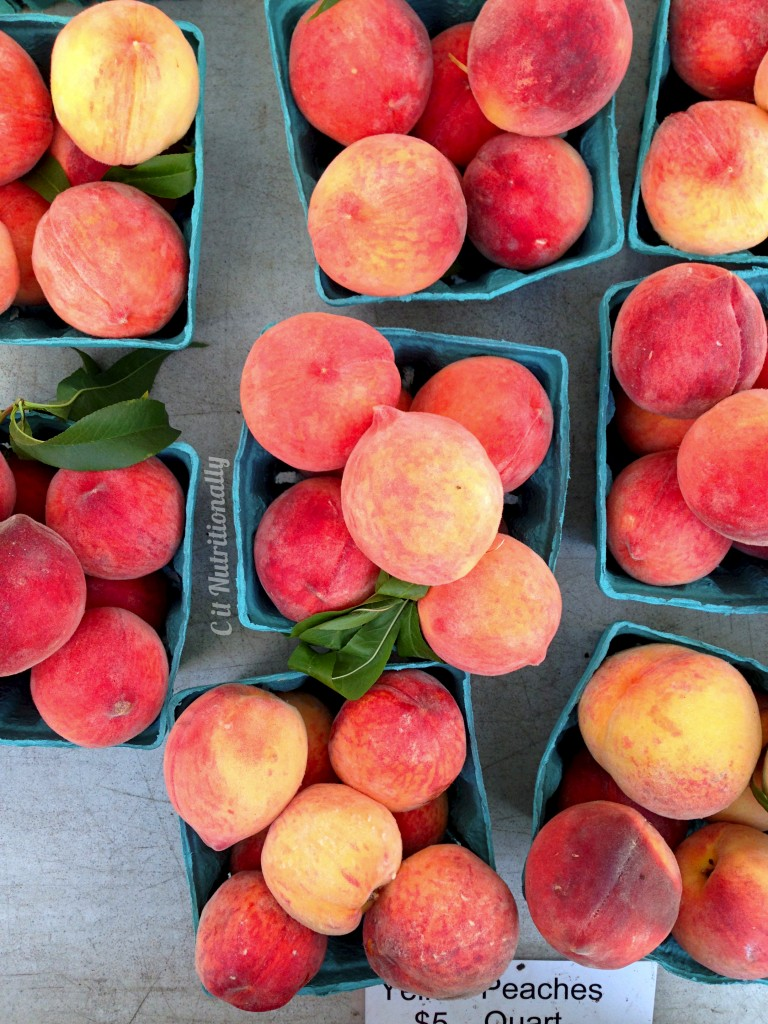 Eat a Peach Day | C it Nutritionally