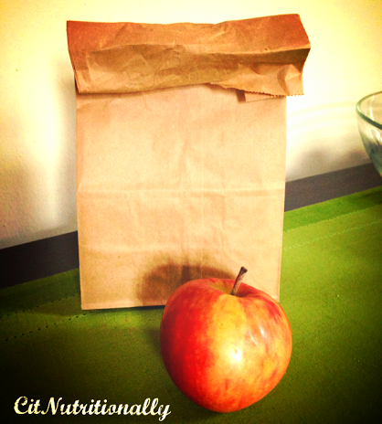 Back-to-School Lunch: Pack a Better Brown Bag