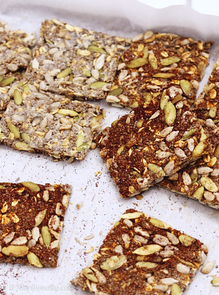 Seed Crackers | C it Nutritionally