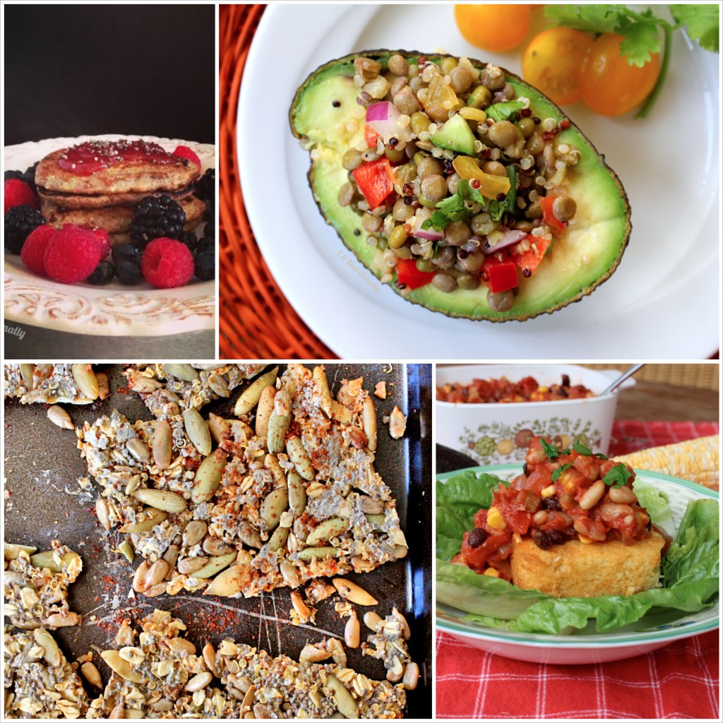 Meatless Monday meal ideas | C it Nutritionally