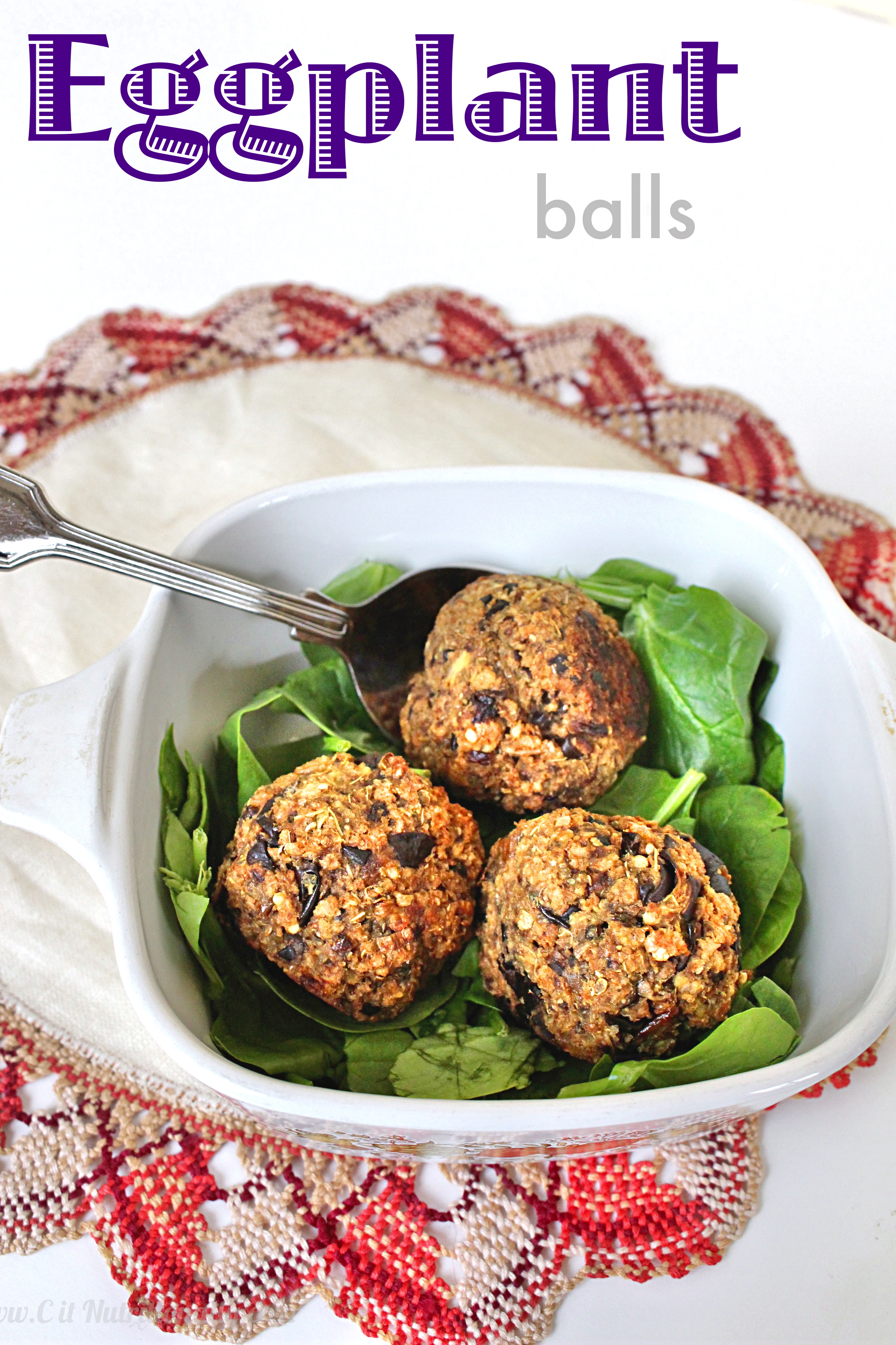 4 ingredient vegan eggplant balls c it nutritionally 4 ingredient vegan eggplant balls c it nutritionally forumfinder Choice Image