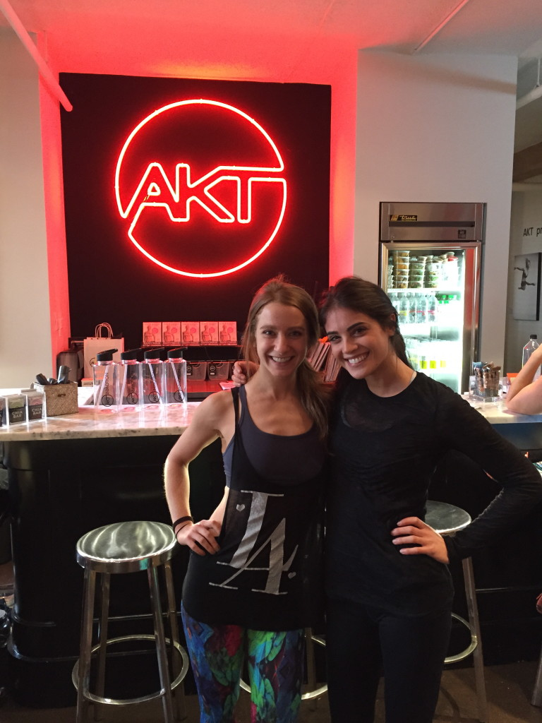 Fitness Friday! AKT in Motion | C it Nutritionally