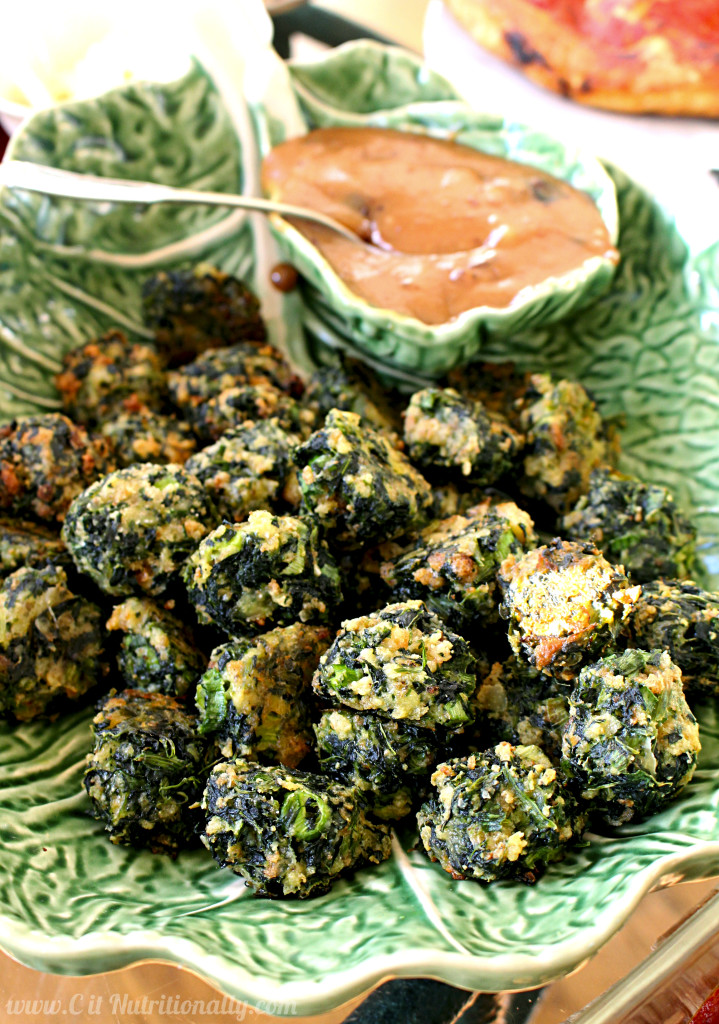 Kale Balls | C it Nutritionally