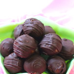 Chocolate-Covered Cookie Dough Truffles | C it Nutritionally