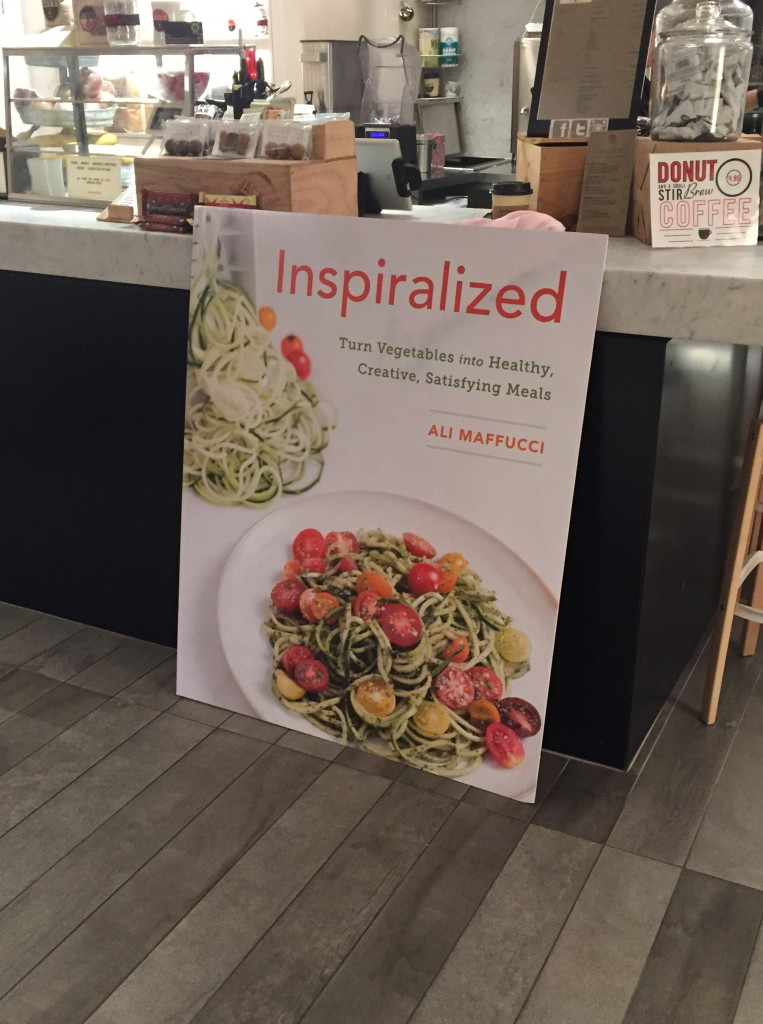 Friday Fun! Inspiralized Cookbook + Peloton Cycle | C it Nutritionally