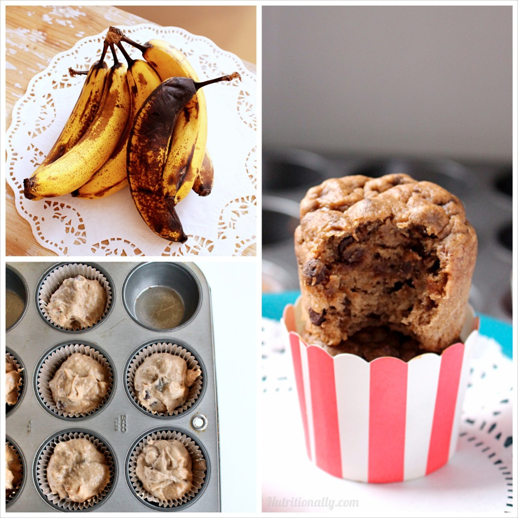 Banana Bread Muffins with No Added Sugar | C it Nutritionally