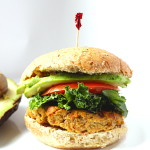 Salmon Avocado Burgers | C it Nutritionally