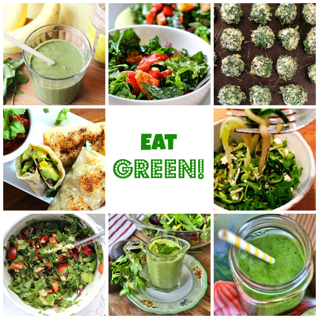 Eat Green for St. Patricks Day! | C it Nutritionally
