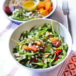 "How To Build The Perfect Salad + ""It's Almost Spring"" Salad Recipe 