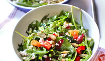 How To Build The Perfect Salad + 'It's Almost Spring' Salad Recipe!