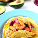 Classic Shrimp Tacos | C it Nutritionally #healthyeating #paleo #glutenfree