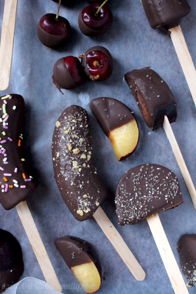Chocolate Covered Fruit | C it Nutritionally