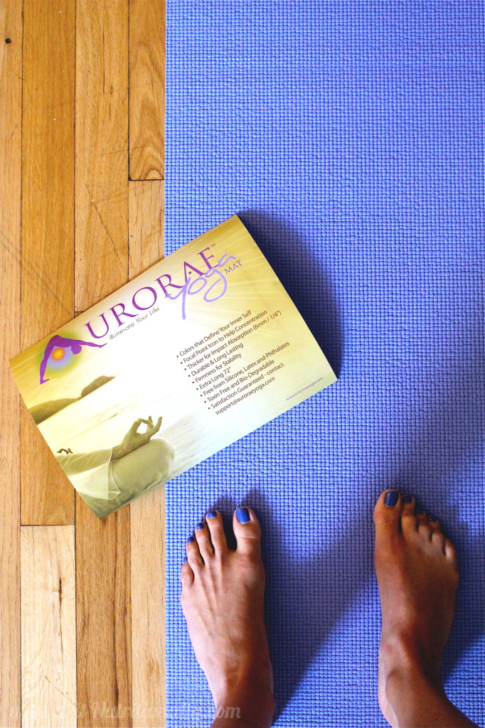 Top 9 Reasons to Stop Neglecting Your Stretching + Aurorae Yoga Mat Giveaway | C it Nutritionally #exercise #yoga #getfit #fitness #activity #workout