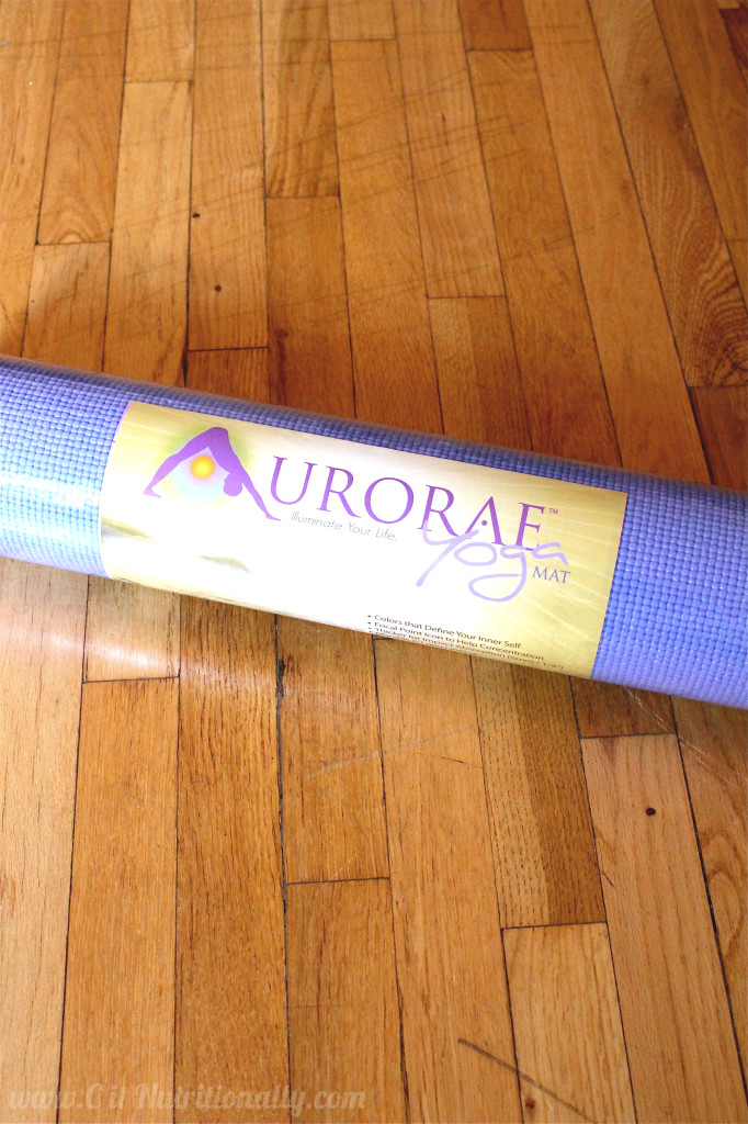 Top 9 Reasons to Stop Neglecting Your Stretching + Aurorae Yoga Mat Giveaway| C it Nutritionally #yoga #exercise #workout #fitness