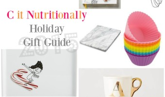 2015 C it Nutritionally Holiday Gift Guide