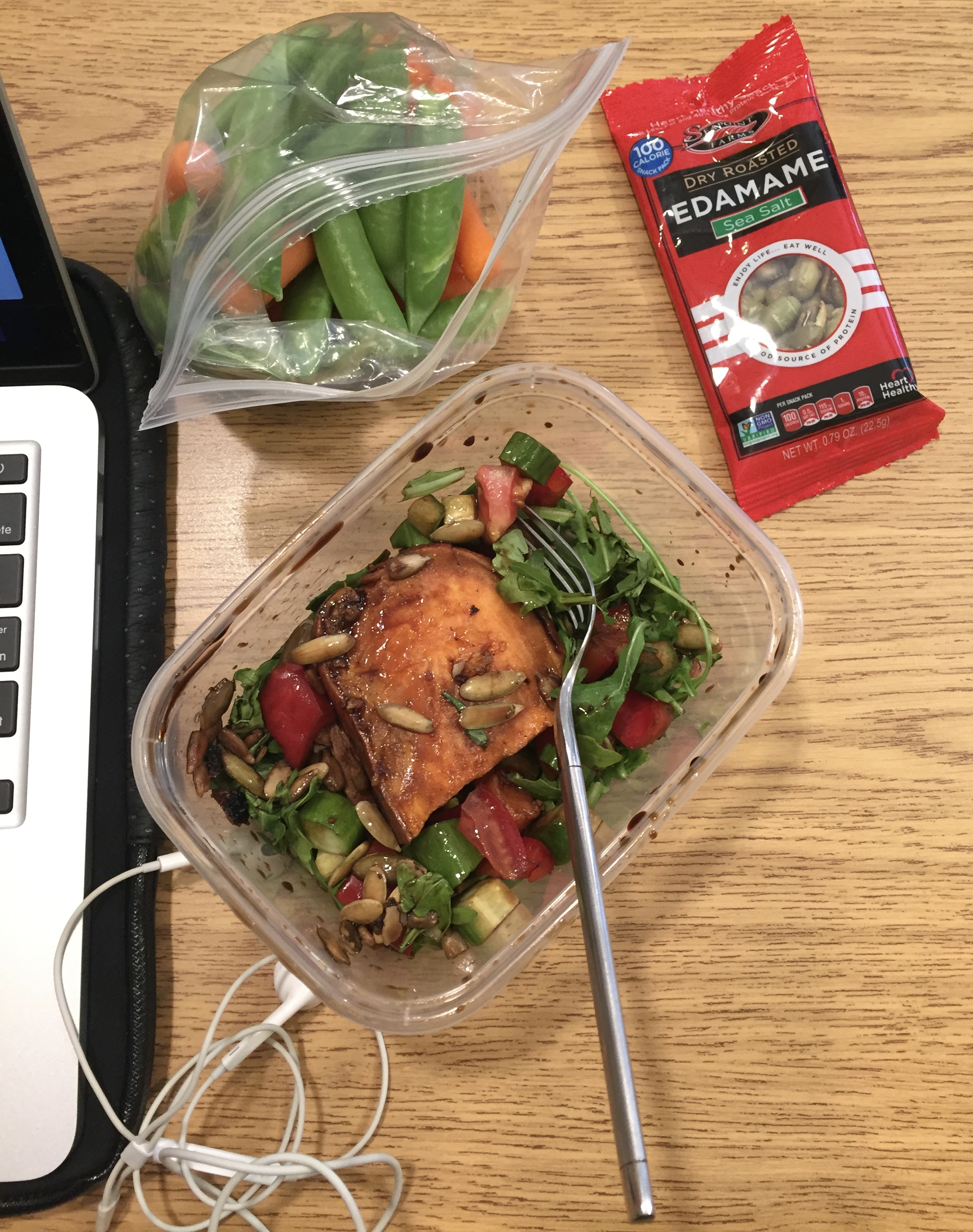 What I Ate Wednesday 32 + My Natural Gourmet Institute Community Rotation | C it Nutritionally