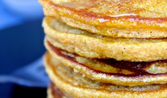 Friday Book Club: Natural Baby Food + Sweet Potato Pancake Recipe