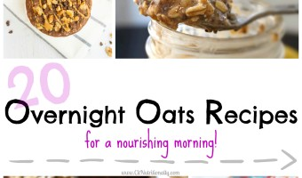 20 Overnight Oats Recipes for a Nourishing Morning
