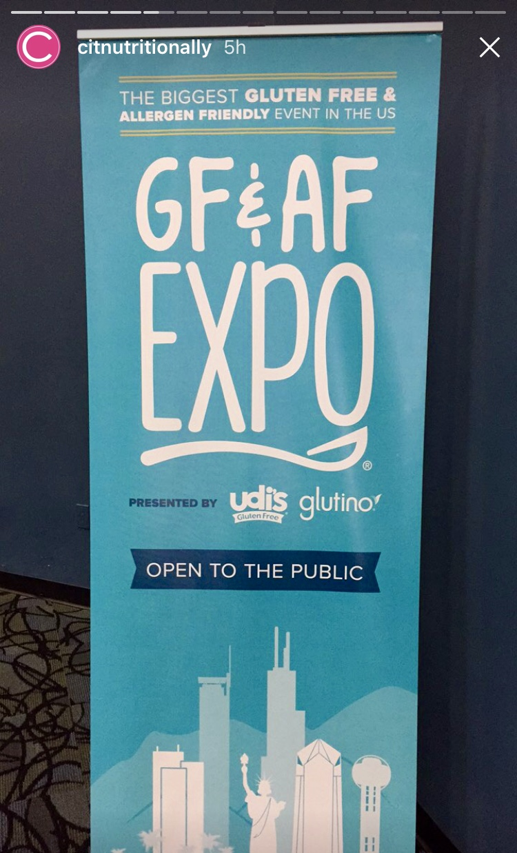My Top 6 Gluten Free Allergy Free Expo Finds {nut free} | C it Nutritionally