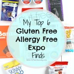 My Top 6 Gluten Free Allergy Free Expo Finds {nut free}