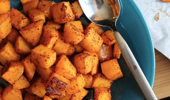 The Best Roasted Butternut Squash {Frugal Friday Week 1}