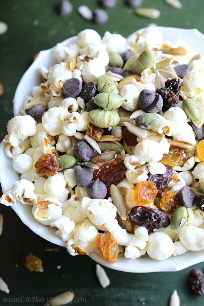 Nut Free Snack Mix | C it Nutritionally