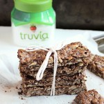 Protein-Packed Nut Free Chocolate Granola Bars