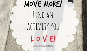 Move more in 2017: Find an activity you love