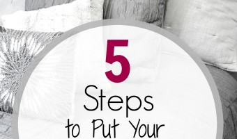 5 Steps to Improve Your Sleep