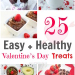 25 Easy and Healthy Valentine's Day Treats
