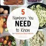 5 Numbers You Need to Know for American Heart Month