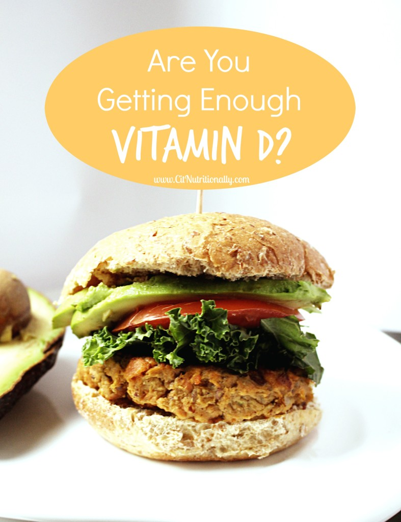 Are you getting enough Vitamin D www.CitNutritionally.com | C it Nutritionally