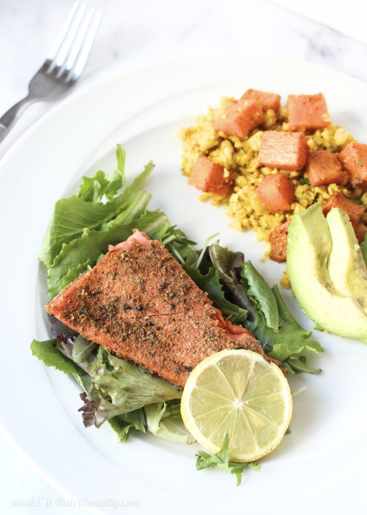 Are you looking to eat healthier but don't know where to start? Today I'm teaching you the basics on how to balance your plate so you can make healthy eating easy! Balance Your Plate   C it Nutritionally