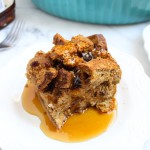 Baked Sweet Potato French Toast Casserole