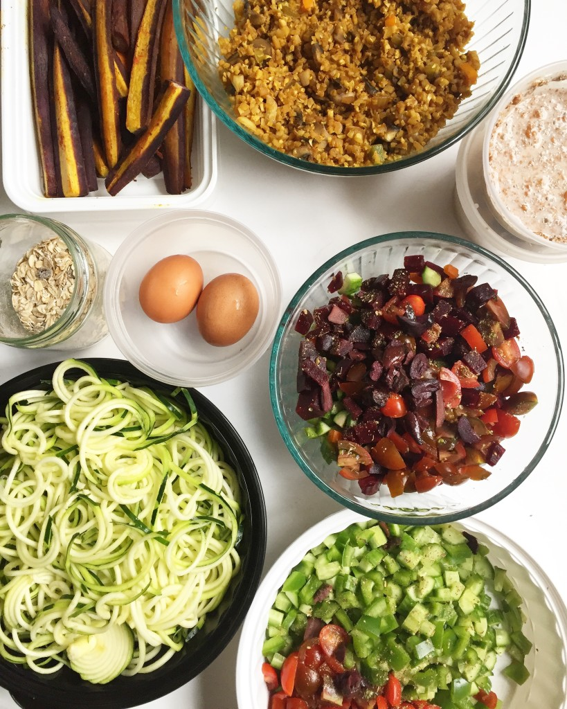 How to Food Prep Without Spending Your Entire Day in the Kitchen | C it Nutritionally