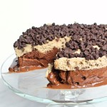 Cookie Dough Nice Cream Cake