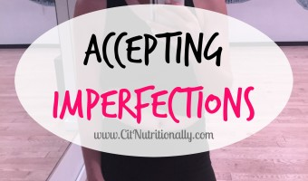 On Self-Love: Accepting Imperfections