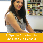 5 Tips to Survive the Holiday Season with Food Allergies
