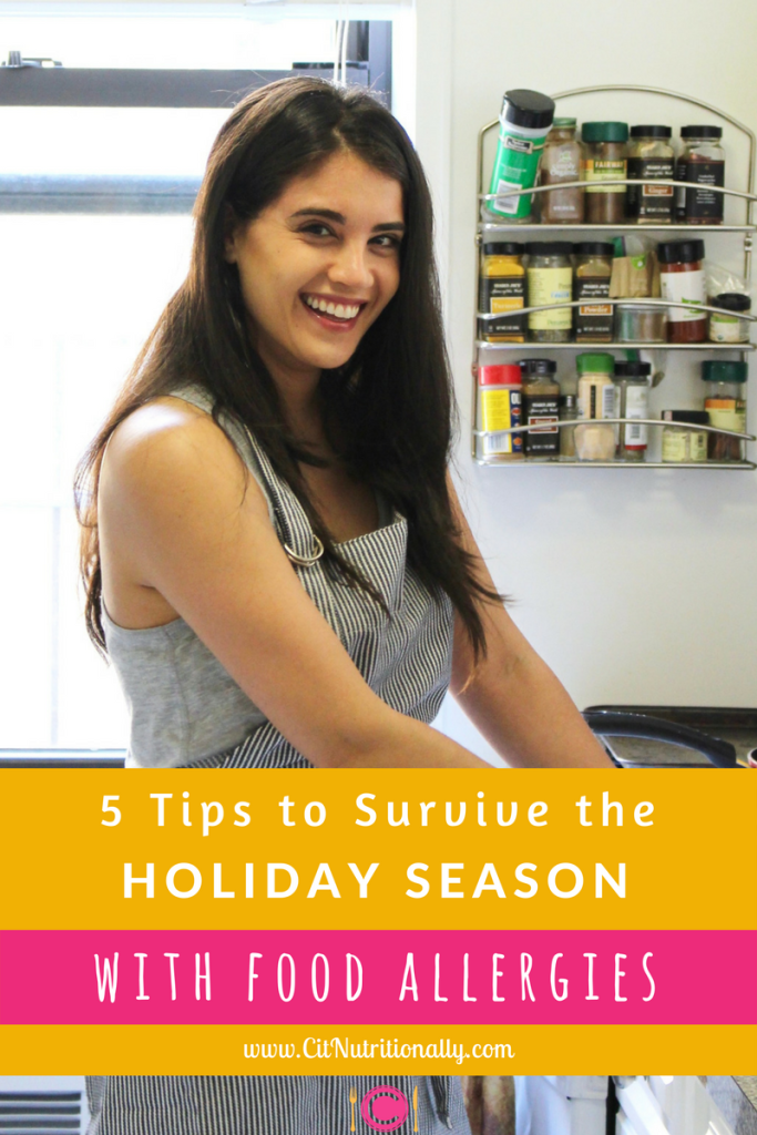 5 Tips to Survive the Holiday Season with Food Allergies   C it Nutritionally