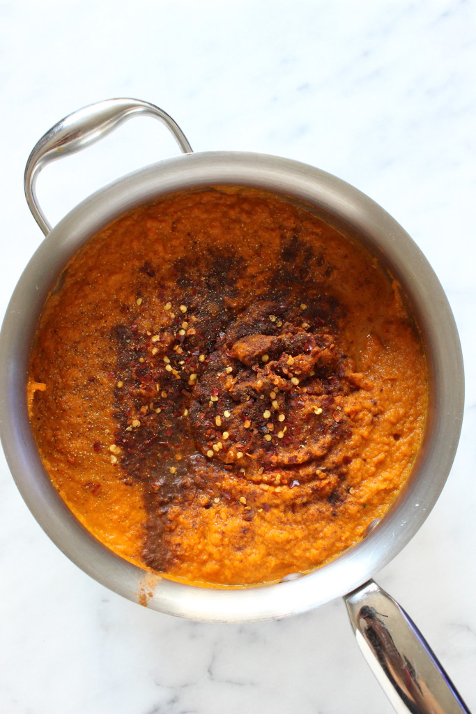 Roasted Carrot Apple Soup | C it Nutritionally