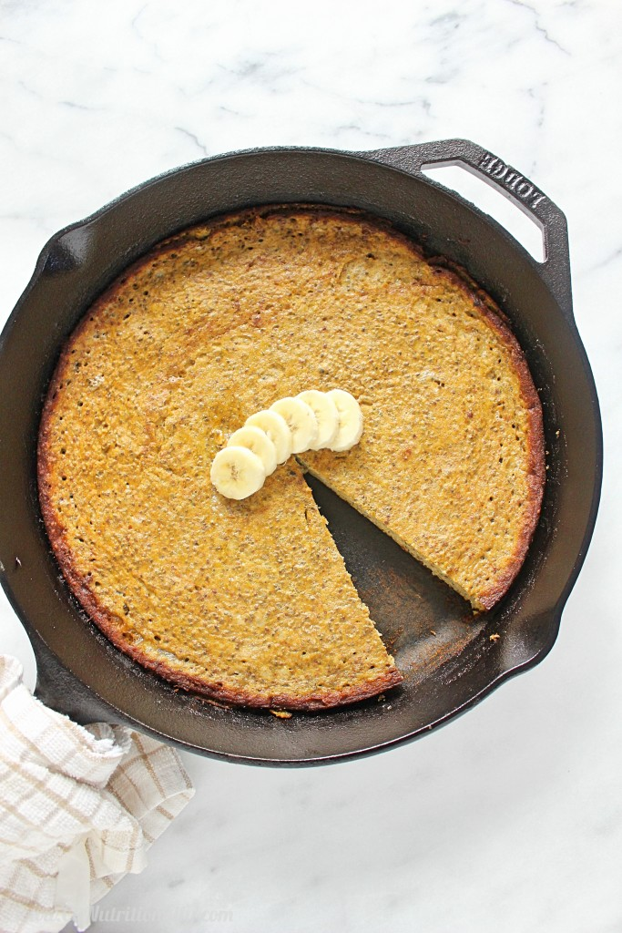 Skillet Protein Pancake | C it Nutritionally
